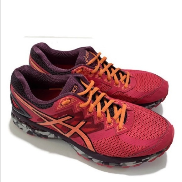 Asics GT 2000 Sneakers Trail Running Shoes T661N